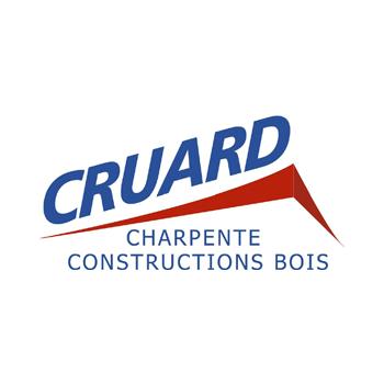 Cruard charpente construction bois logo