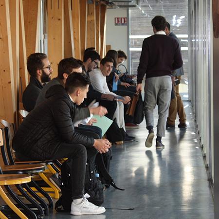 Forum de recrutement étudiant et entreprise à l'ESB