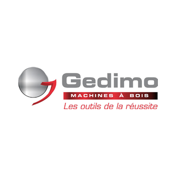 Gedimo Machines bois logo