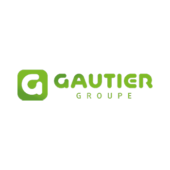 Groupe Gauthier fabricant mobilier design logo