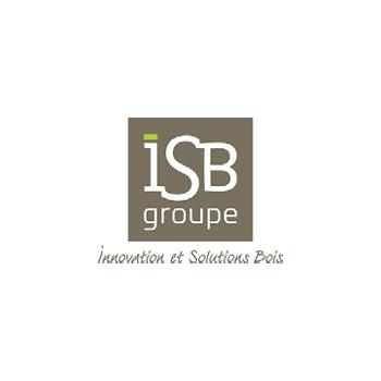 Logo Groupe ISB Bois