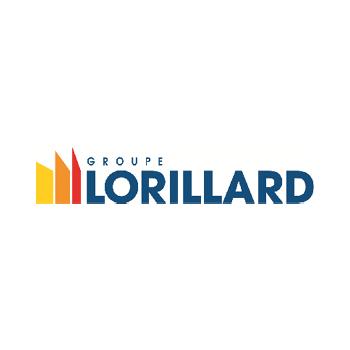 Groupe Lorillard fenêtre pvc logo