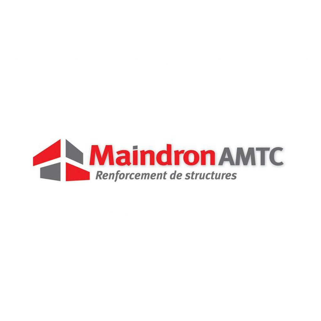 Logo Maindron AMTC Renforcement Structure
