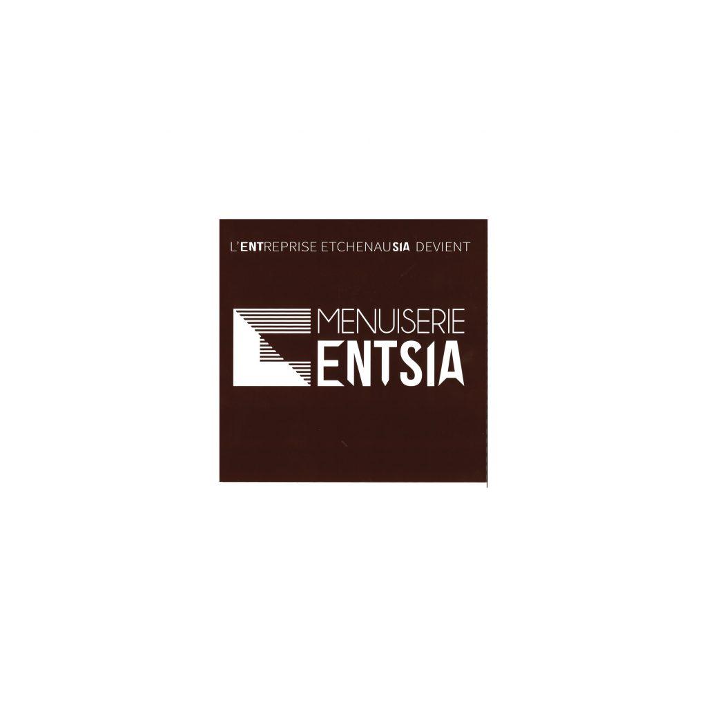 Menuiserie ENTSIA logo