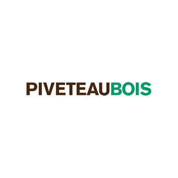 Piveteau Bois fabricant bois logo