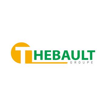 Thebault fabriquant panneaux bois logo