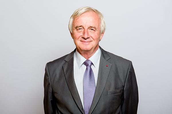 Photo portrait du Président de l'ESB