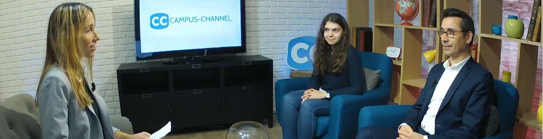 Live programme ingénieur ESB sur campus channel